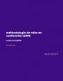 Méthodologie : Mise en conformité GDPR