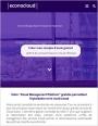 Communiqué de presse - Lancement d'Econocloud, le cloud de confiance par Econocom
