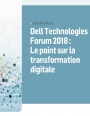 Dell Technologies Forum 2018 : Le point sur la transformation digitale