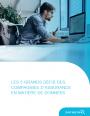 Les 5 grands défis des compagnies d'assurances en matière de données
