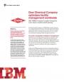 Dow Chemical Company optimise la gestion des installations et l'utilisation de son espace dans le monde