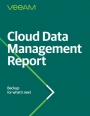 Rapport « Cloud Data Management Report » : 1 575 décideurs IT témoignent »