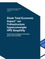 Etude Forrester : analyse de l'impact économique d'une infrastructure hyperconvergée