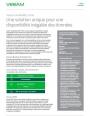 Veeam Availability Suite : Une solution unique pour une disponibilité inégalée des données
