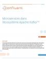 Développement de microservices dans Apache Kafka