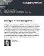 Privileged Access Management (PAM) : 9 critères pour vous aider à faire votre choix de solution