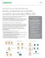 Infographie : protection et contr�le des donn�es Office 365 ?