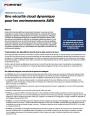 Comment garantir sa sécurité cloud dynamique pour les environnements AWS ?