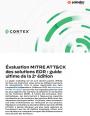 Solutions de détection et de réponse sur les terminaux (EDR)