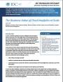 Étude : la valeur ajoutée du cloud pour les plateformes de BI