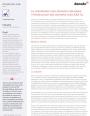 Cas AXA XL : la gestion de sa data grâce à une plateforme de virtualisation des données