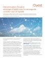 Hiérarchisation Cloud et stockage d'objets pour la sauvegarde : concilier coût et rapidité