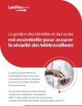 5 chiffres sur la gestion des identités et des accès (IAM) pour sécuriser le télétravail