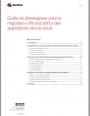 Guide : migration « lift and shift » des applications vers le cloud