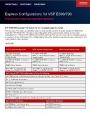 Option de prélèvement express VSP E590/790 pour une mise sur le marché plus rapide