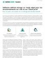 Stockage objets : comment optimiser le stockage et la protection de vos données ?