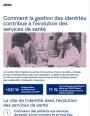 Quel impact peut avoir la gestion des identités sur l'évolution des services de santé ?