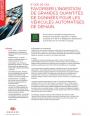Etude de cas : Un fournisseur mondial de logiciels pour l'industrie automobile augmente ses débits montants de 1 000%