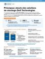 Pourquoi opter pour les solutions de stockage Dell Technologies ?
