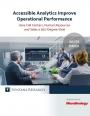 Livre blanc : l'analytics accessible pour améliorer les performances opérationnelles