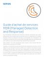 Les services MDR�: une solution pour renforcer la cybers�curit� de votre entreprise