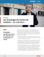 Livre Blanc : Les avantages du Centre de contacts � as a service �