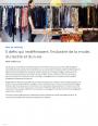 Les 5 d�fis majeurs de l'industrie de la mode