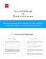 Infographie : H�bergement on-premise vs H�bergement sur Cloud multi-tenant