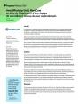 Retour d'exp�rience�: L'utilisation de WhatsUp Gold dans le secteur des transports