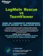 LogMeIn Rescue ou TeamViewer : quelle solution choisir ?