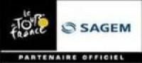 Sagem sponsorise le tour de France 2007