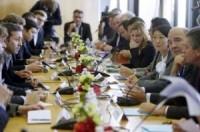 La réunion à Bercy, jeudi 4 octobre