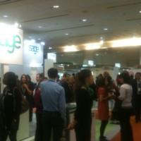 30 CCS Sage ont décidé de se constituer en association lors de Sage Expo 2013