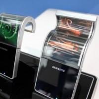 Samsung lancerait ses terminaux à écran souple le premier semestre 2013