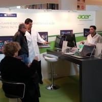 Les gammes à écrans tactiles d'Acer en vedette dans les centres commerciaux