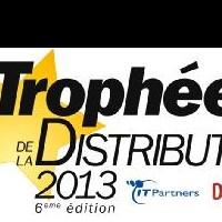 Trophées de la Distribution Distributique.com / IT-Partners 2013 : découvrez les noms des nominés