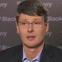 Thorsten Heins, le CEO de RIM tente l'opération de la dernière chance
