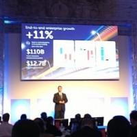 Marius Haas, patron mondial de l'activité entreprises