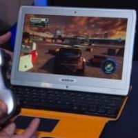 Un prototype de tablette animée par une puce AMD temash