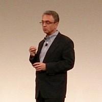 Georges Kadifa, patron de l'activité Software d'HP