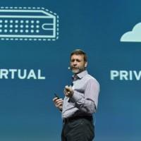 Paul Cormier, vice-président exécutif chez Red Hat, veut amener OpenStack vers les masses... Crédit IDG