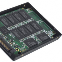 En 2017, 36% des PC vendus dans le monde devraient être équipés de disques dur SSD comme celui-ci