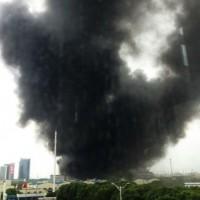 L'usine chinoise de SK Hynix, deuxième fournisseur de DRAM au niveau mondial, a été frappée par un incendie hier. Crédit : JD.com