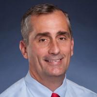 Brian Krzanich a succédé à Paul Otellini à la tête d'Intel