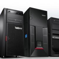 Les ThinkServer de Lenovo
