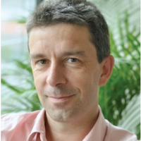 Christian Haller, Directeur général de Ciber France