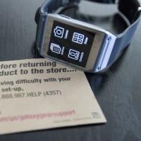 Sans suprise, la montre connectée de Samsung est bien une grosse déception pour beaucoup d'utilisateurs. Crédit photo IDG NS