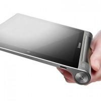 Les nouvelles tablettes Yoga de Lenovo sont disponibles depuis mercredi aux Etats-Unis au tarif de 249 $ (8'') et 299 $ (10,1''). Crédit photo : D.R.