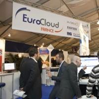 Le Village EuroCloud lors de l'édition 2013 d'IT Partners