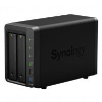 Avec son NAS deux baies, Synology améliore les performances de son entrée de gamme.